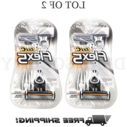 BIC Flex 5 Men's 5-Blade Disposable Razor - 2 Pack