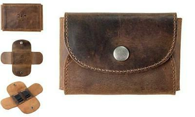 leather razor case wallet shaving accessories personal